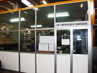 Metrology Room